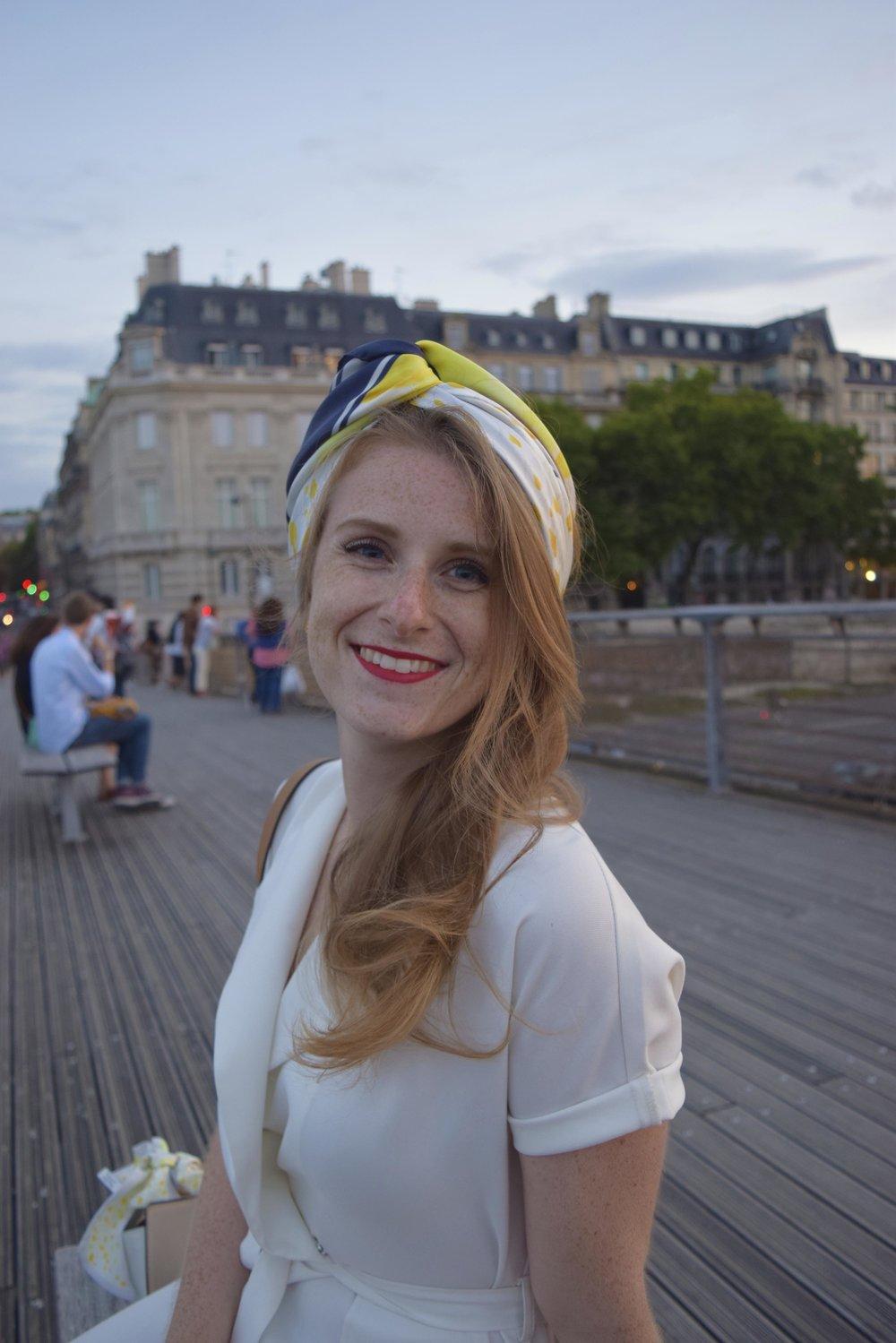 Petitjean Paris Victoire Portrait of Parisian