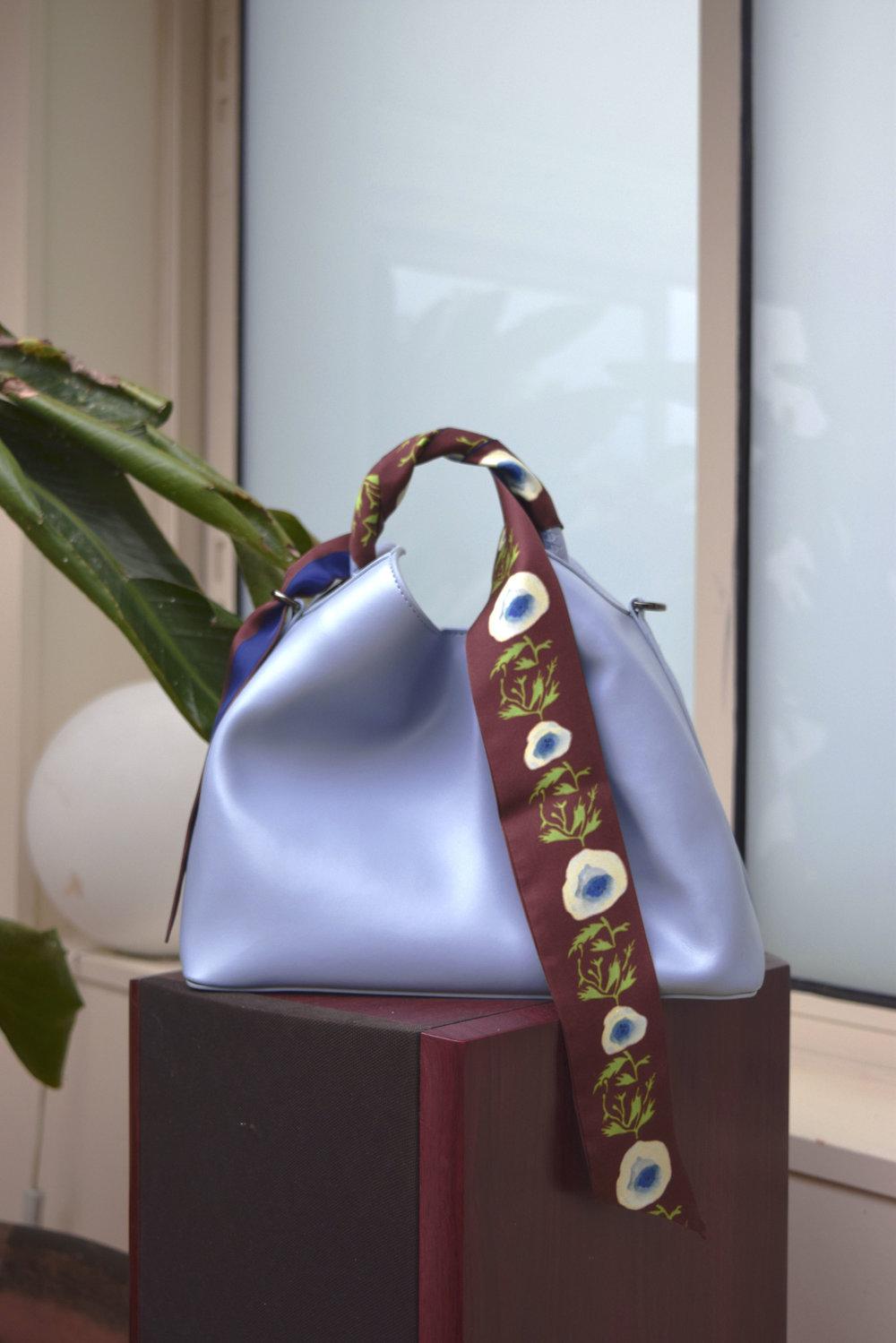 petitjean paris nouvelle collection mauvaises graines marque parisienne accessoires luxe soie made in france