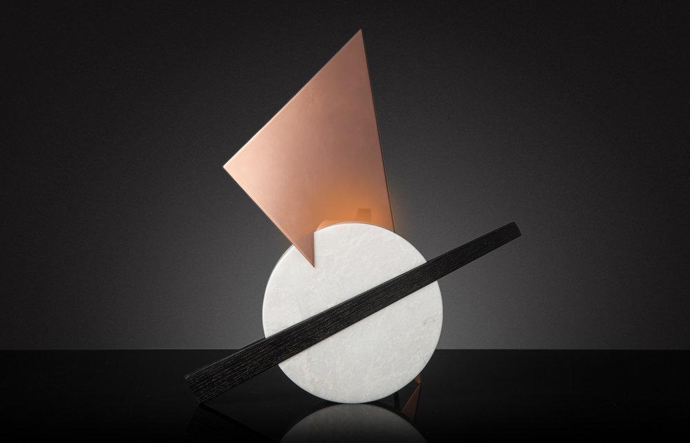 Crest - Настільна лампа