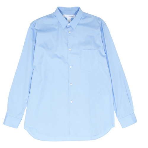 f0e7d07d6d26 Comme des Garçon Blue Shirt — W2 Store