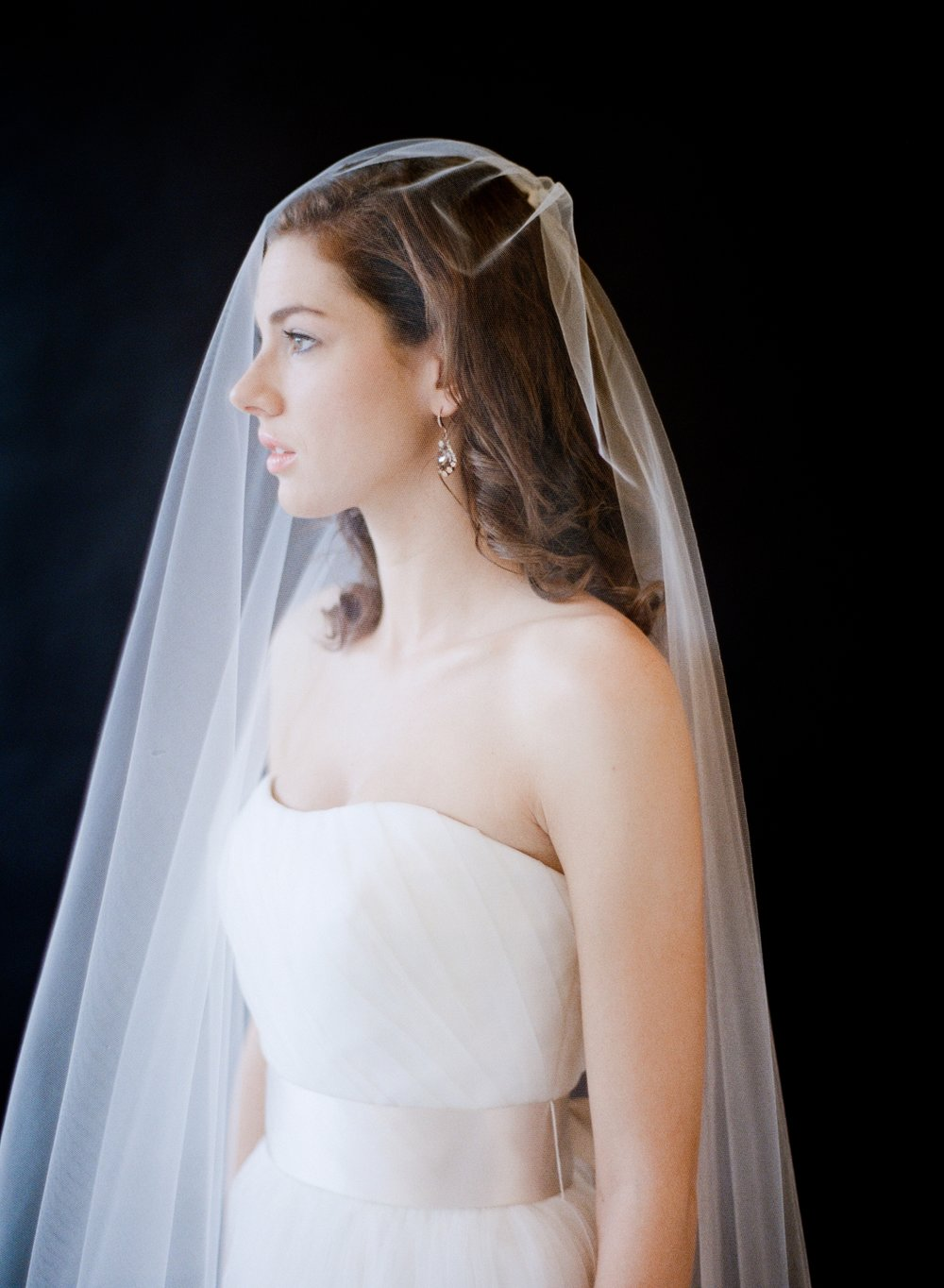 Classic Wedding Veil | West Palm Beach Wedding Photographer | Shannon Griffin 2.jpg