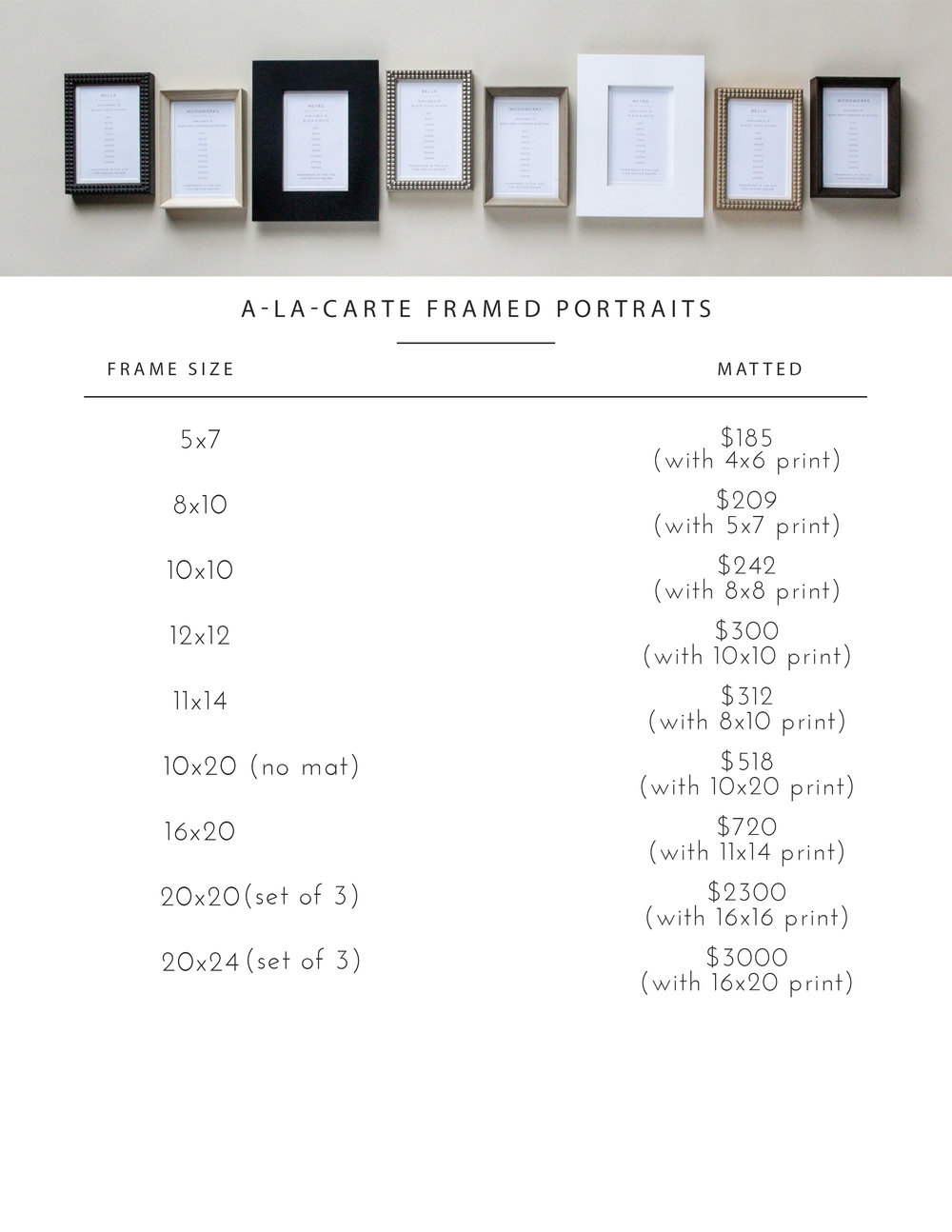 frame prices al la carte.jpg