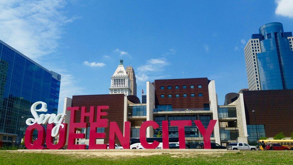 Cincinnati: The Queen City!