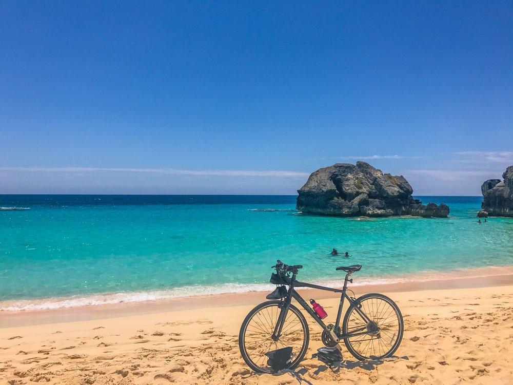 Bikepacking Bermuda