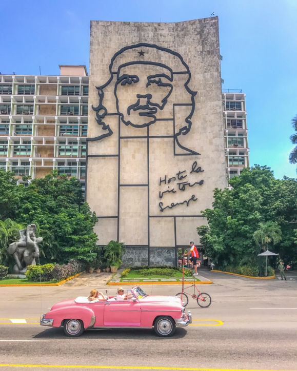 Revolution Plaza, Havana