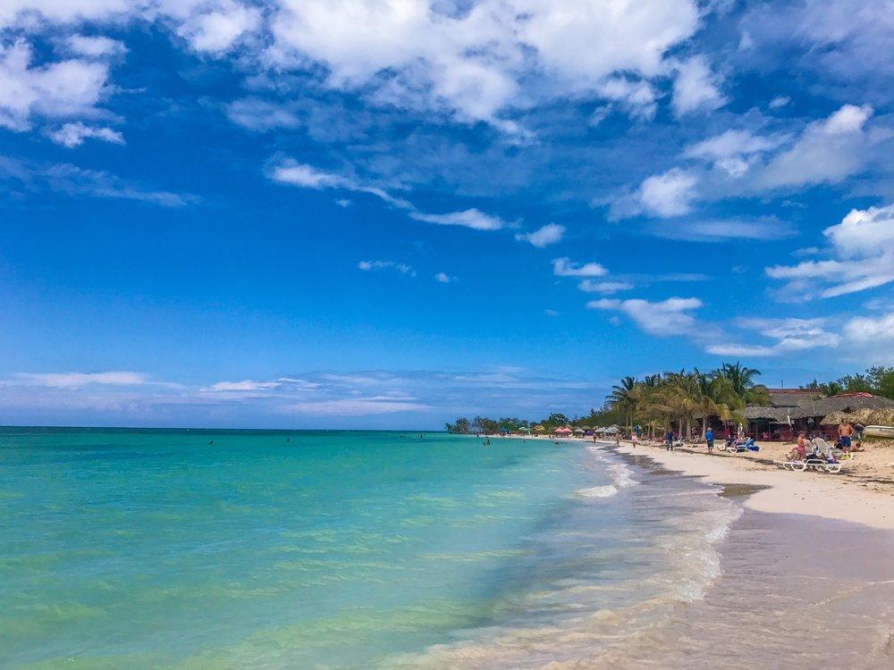 Cayo Jutia beach in Vinales