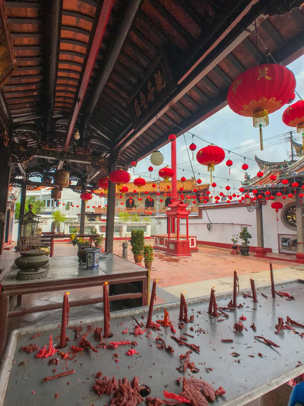 Chinese New Year in Melaka