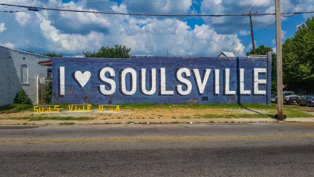 Soulsville, USA!