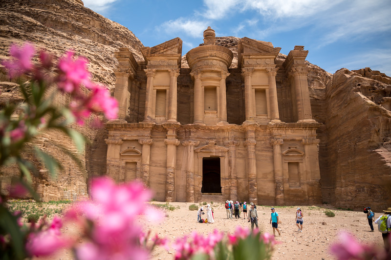 Petra - one of the 7 wonders of the world