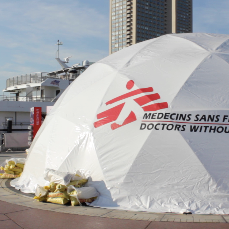 VIDEO: Doctors Without Borders Comes to Boston