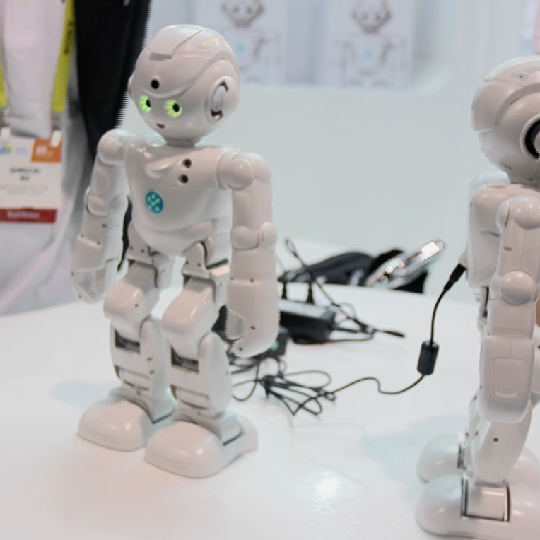 VIDEO: The Robots of CES 2017