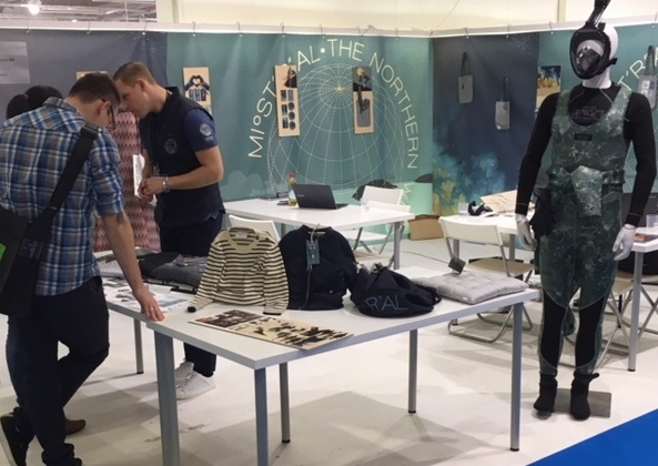 ACG Accent's booth at Performance Days November 2017