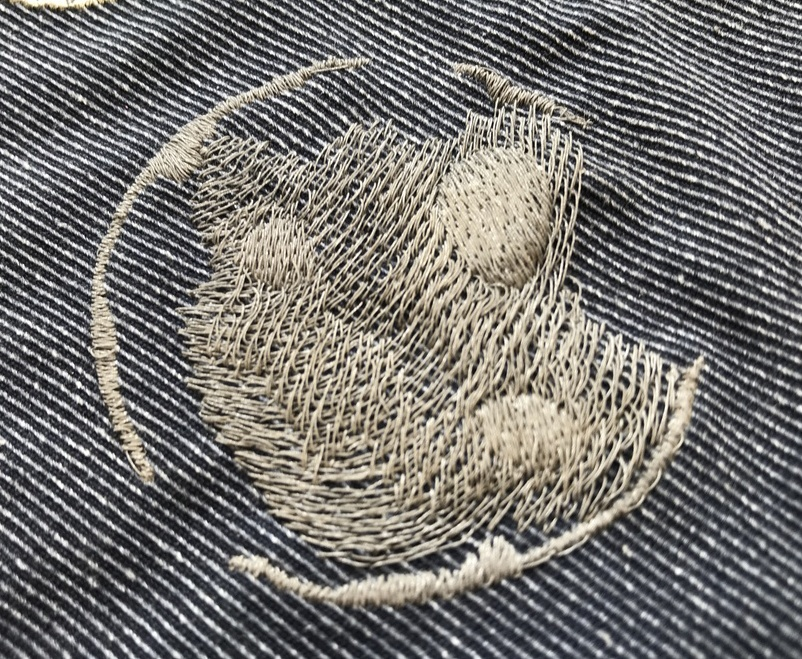 Gunold's Reflective CRY Thread / Design: Reutlingen University
