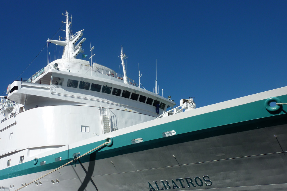 Boudicca's younger sister, Albatros.