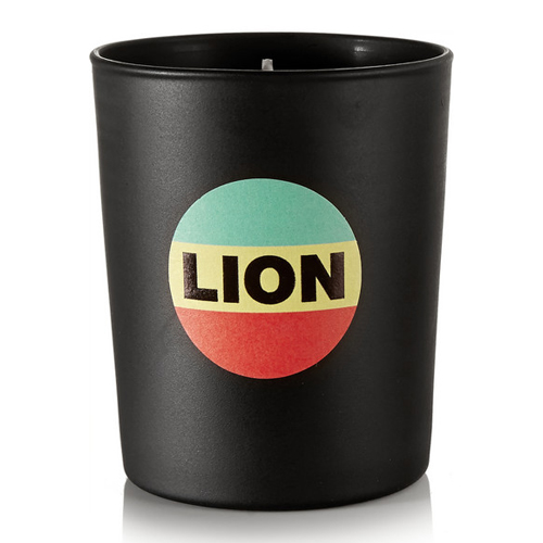Lion Cedarwood and Poivre scented candle