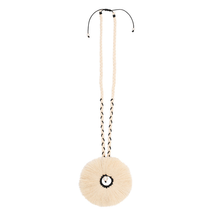 Sol Tassel Necklace Caralarga