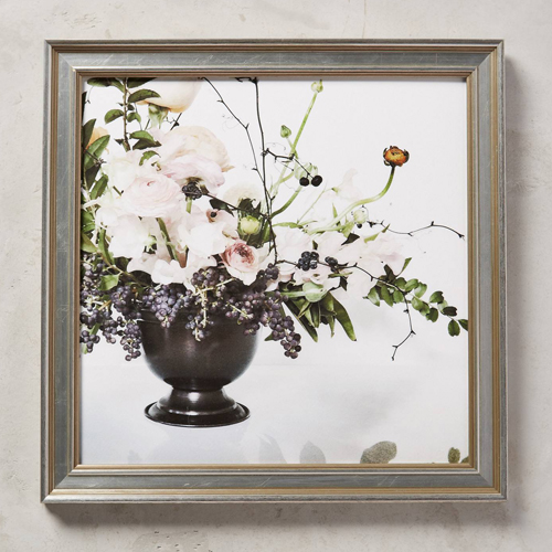 Floral Wall Art by Erik Melvin for Artfully Walls