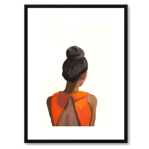 Top Knot 35 by Elizabeth Mayville