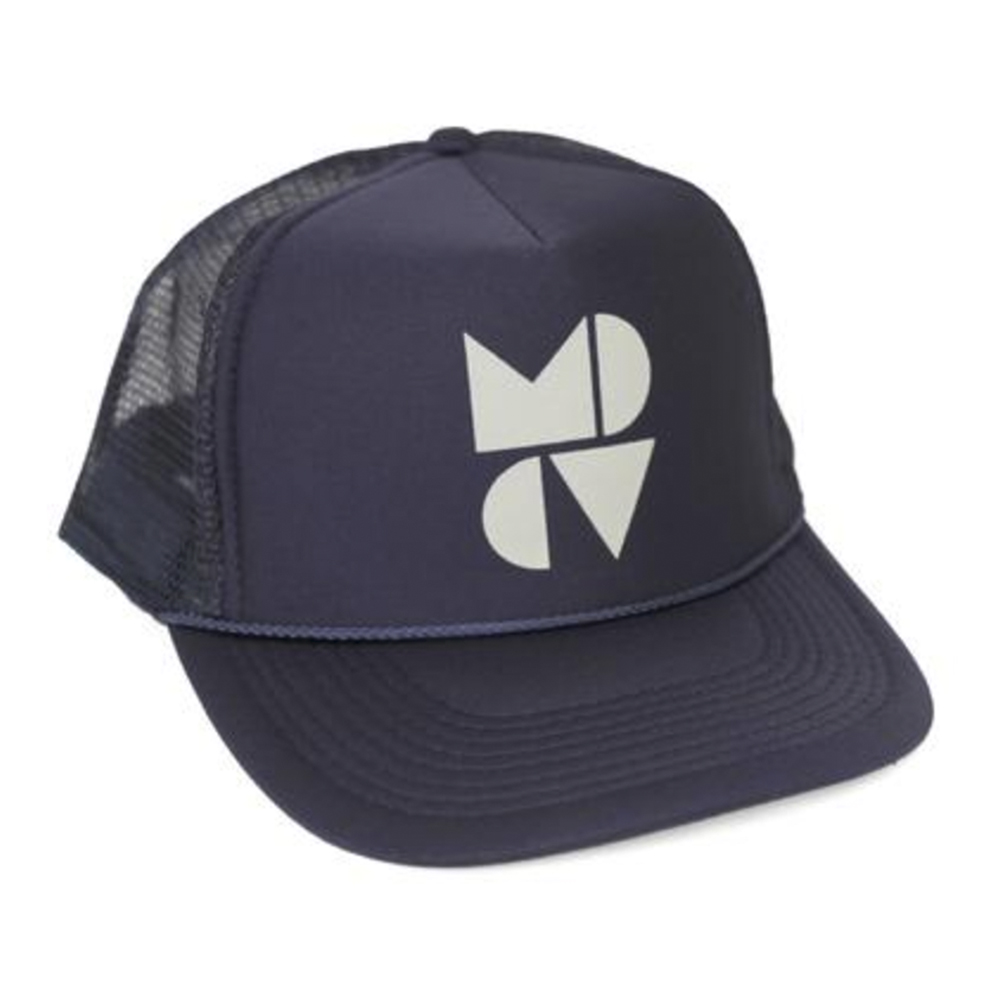 MDCV Hat NAVY NYLON