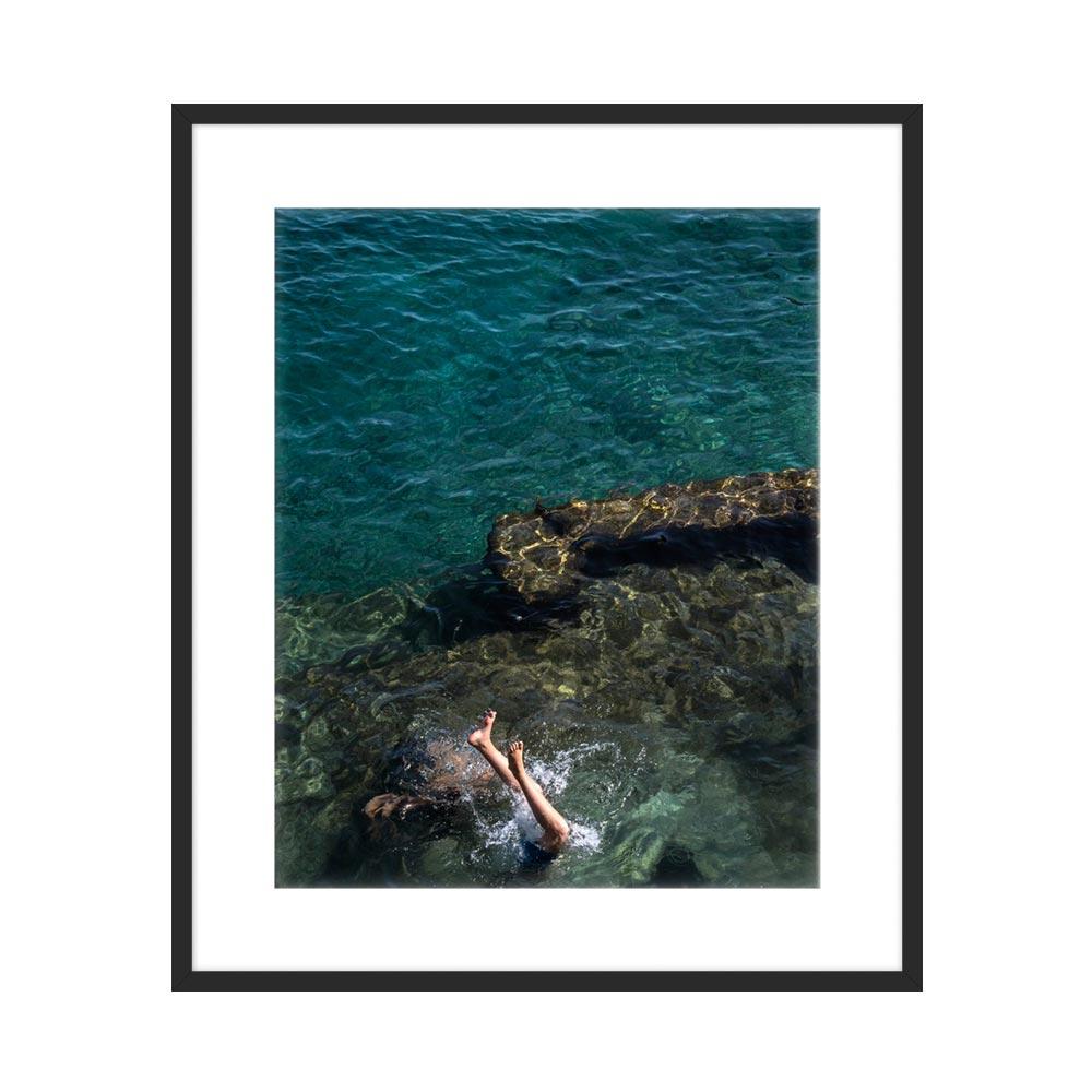 Marina Di Praia, Italy by Erik Melvin