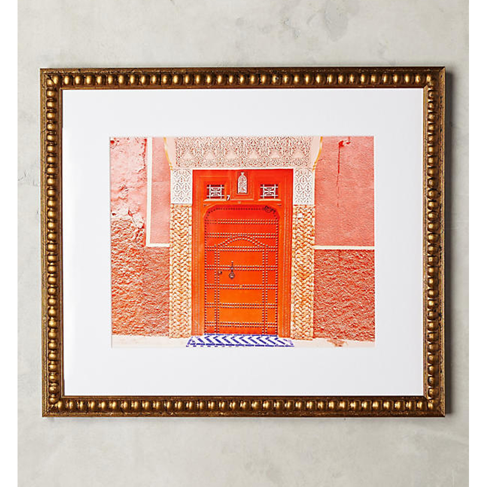 Pink City Wall Art