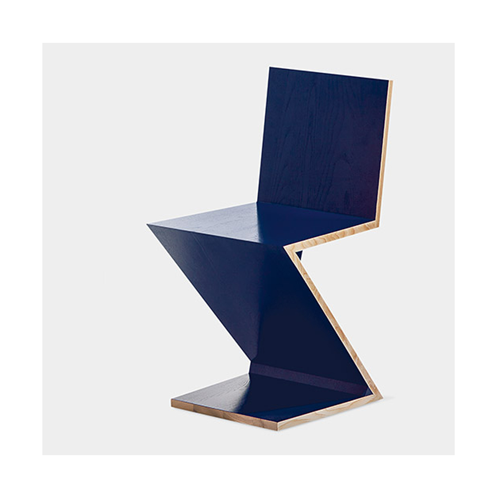 Zig Zag Chair Gerrit Thomas Rietveld, 1939