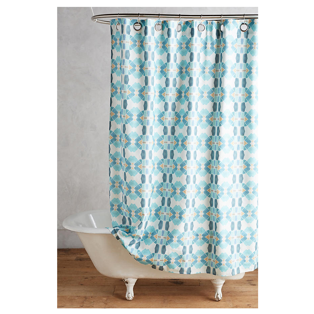 Bunglo Granada Shower Curtain