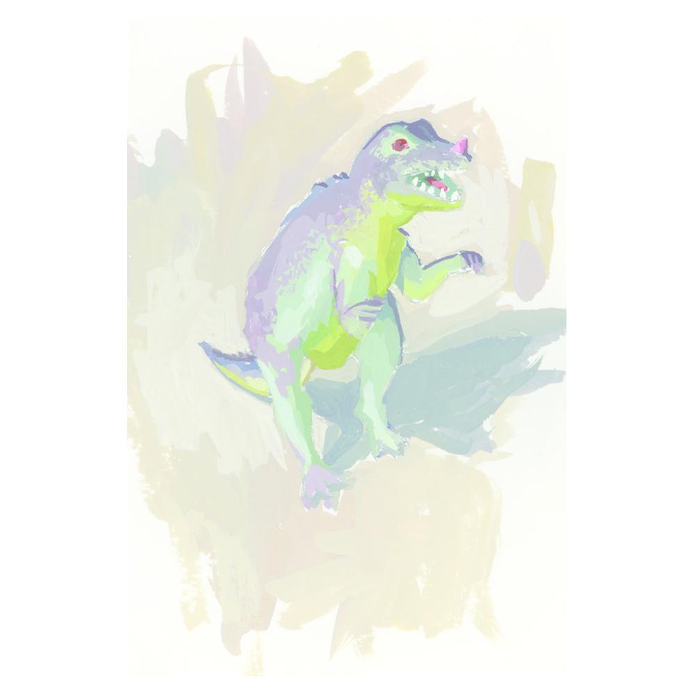 Dinosaur 1 by Elizabeth Mayville