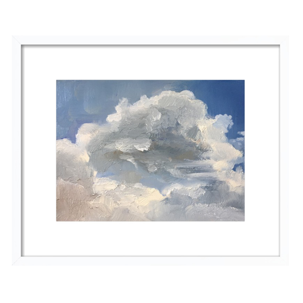 Clouds by Philine van der Vegte