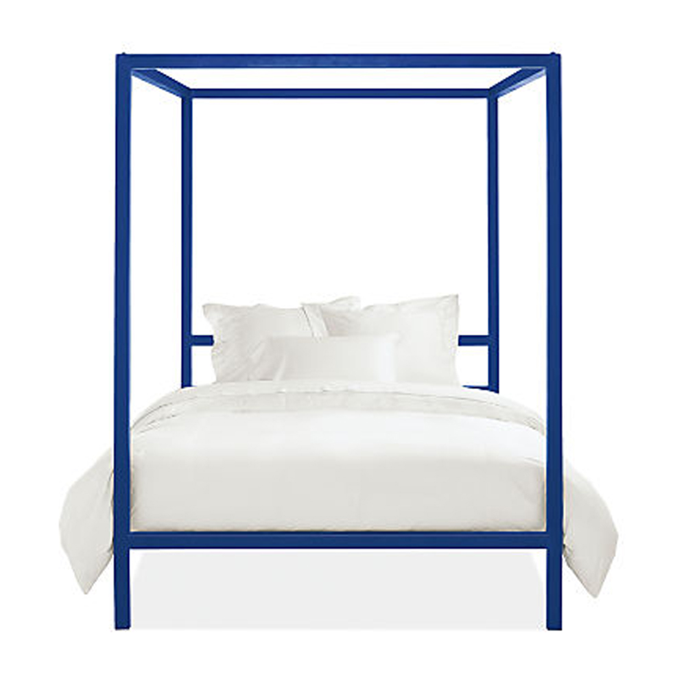 Architecture Bed in Navy