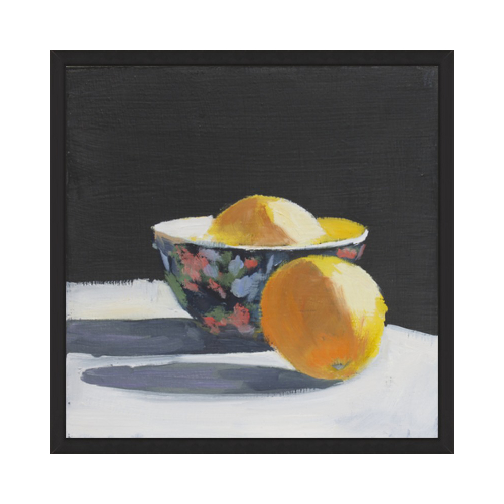 Lemon Bowl by Hilda Oomen