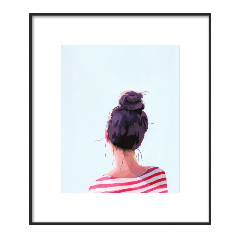 Top Knot 24 by Elizabeth Mayville