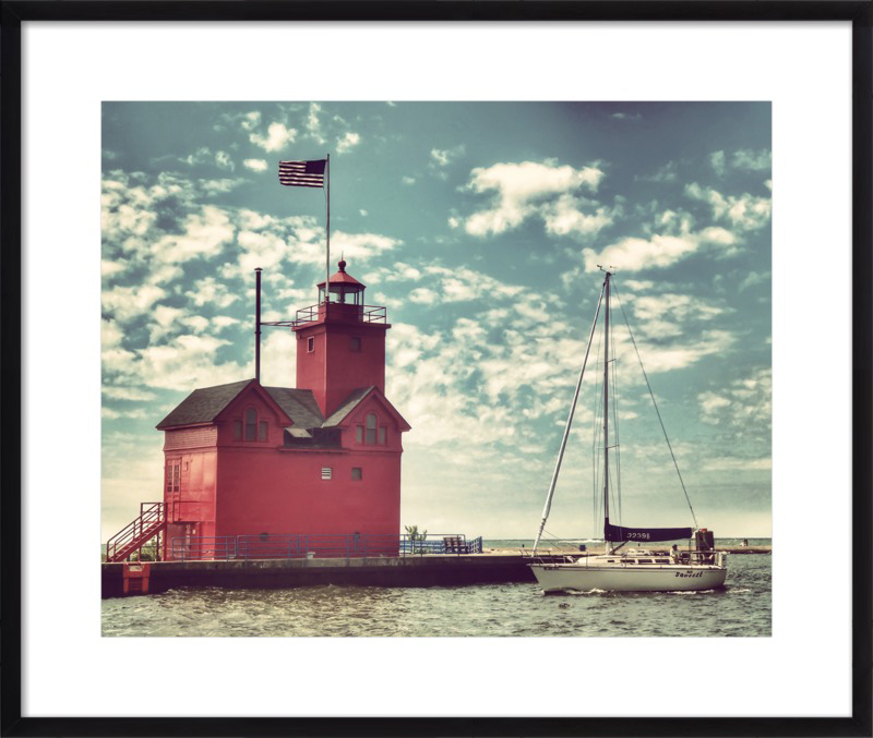 May You Find Safe Harbor , photographed in Holland, Michigan by  Joshua Ritter