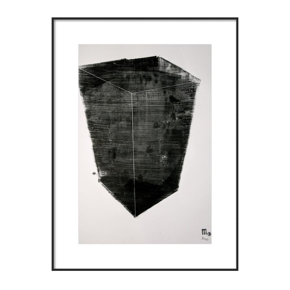 Sgraffito 424 by Michael LENTZ