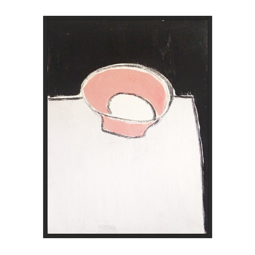 Bowl Painting by Shanti Shea An