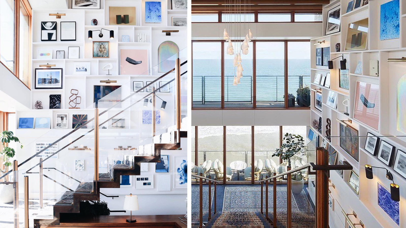 Gallery Wall Spotlight | Soho House Malibu