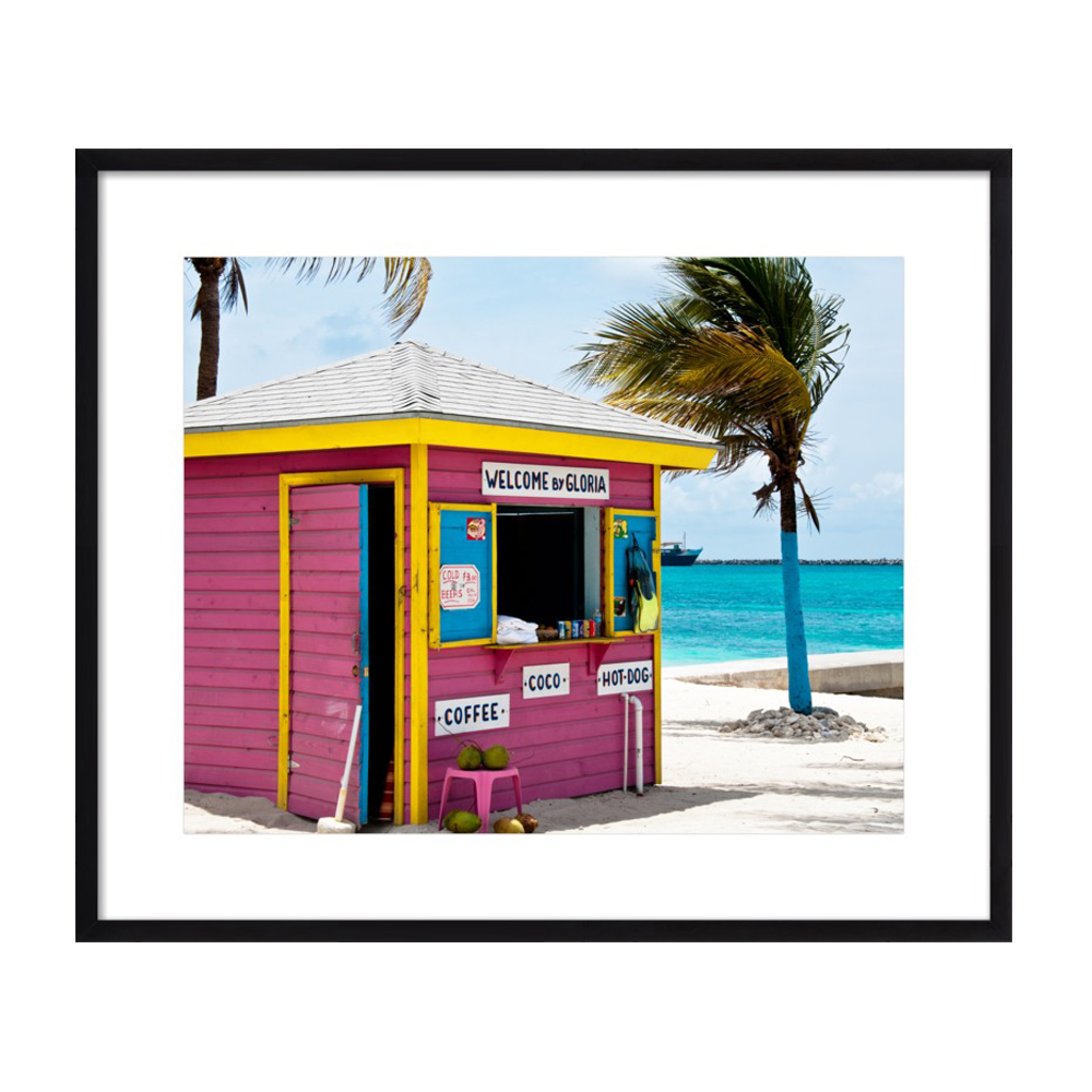 Nassau, The Bahamas by Sivan Askayo