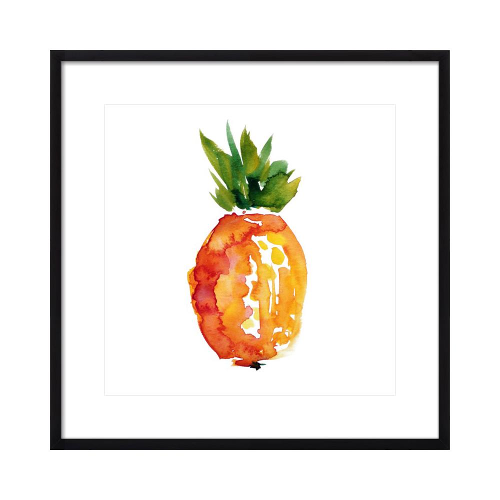 Island Pineapple by Kiana Mosley