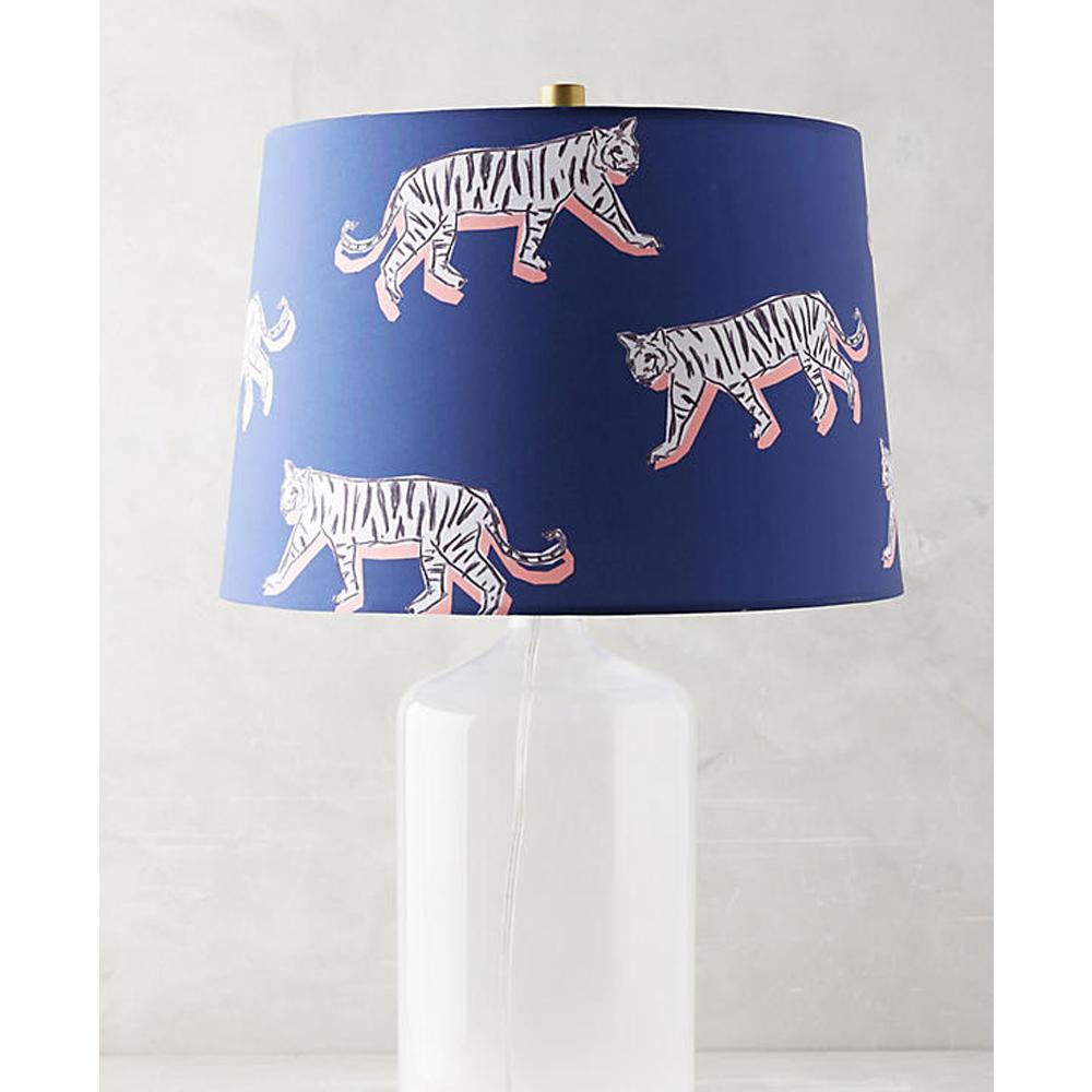 Sketched Safari Lamp Shade