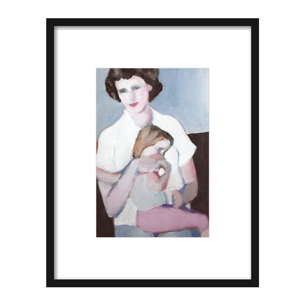 Mother and Child by Tali Yalonetzki
