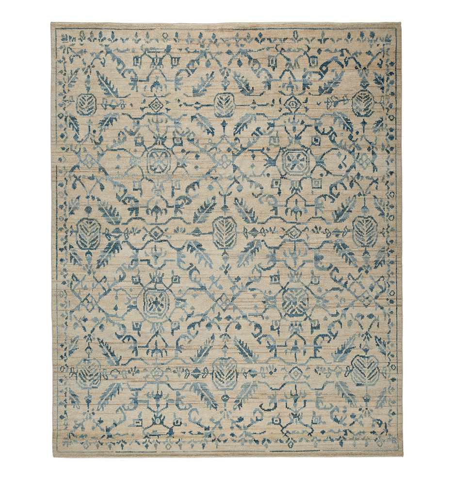 MARIN HAND-KNOTTED RUG
