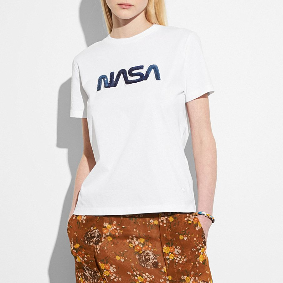 Embellished Space T-Shirt