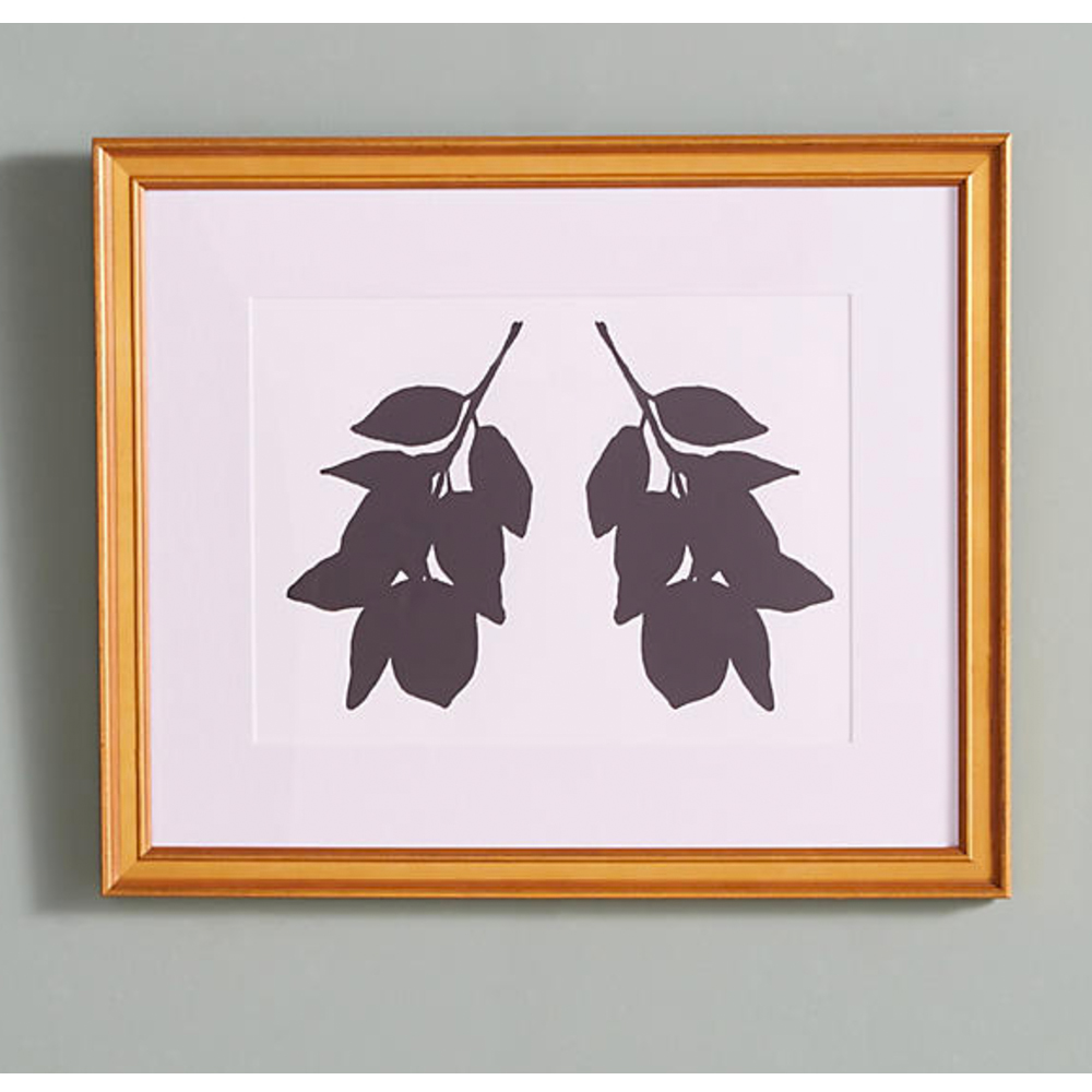 Lemon Branches Wall Art
