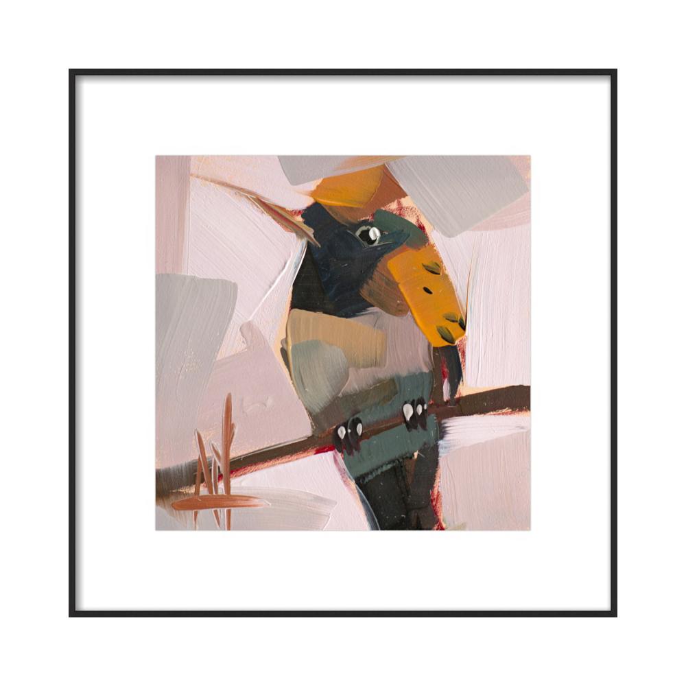 Hummingbird no. 53 by Angela Moulton