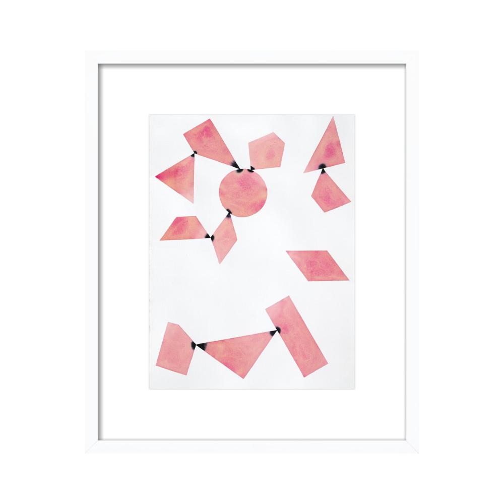Bathtub (Pink) by Emily Proud