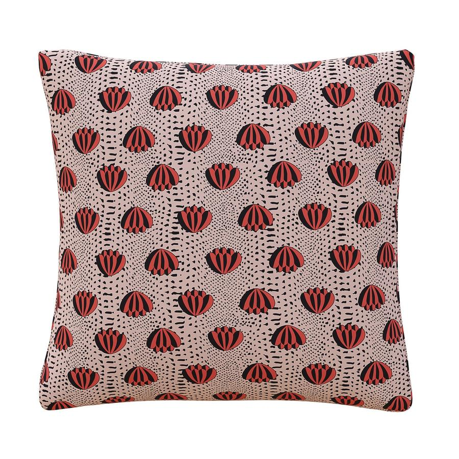 Clare V. X The Inside Pillow Lotus Red