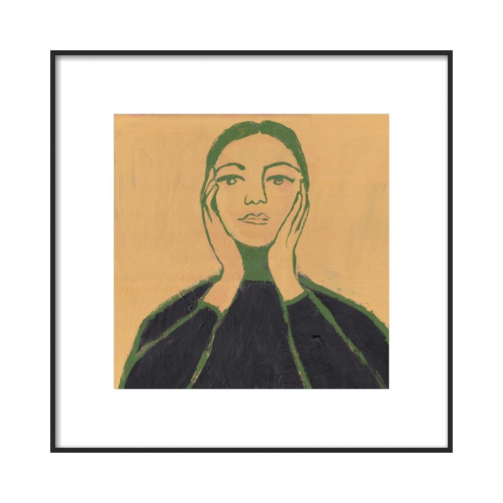 Maria Callas by Michael Doyle