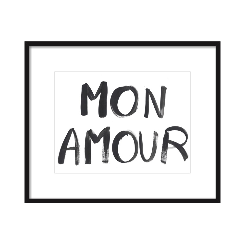 Mon Amour by Karen Lev