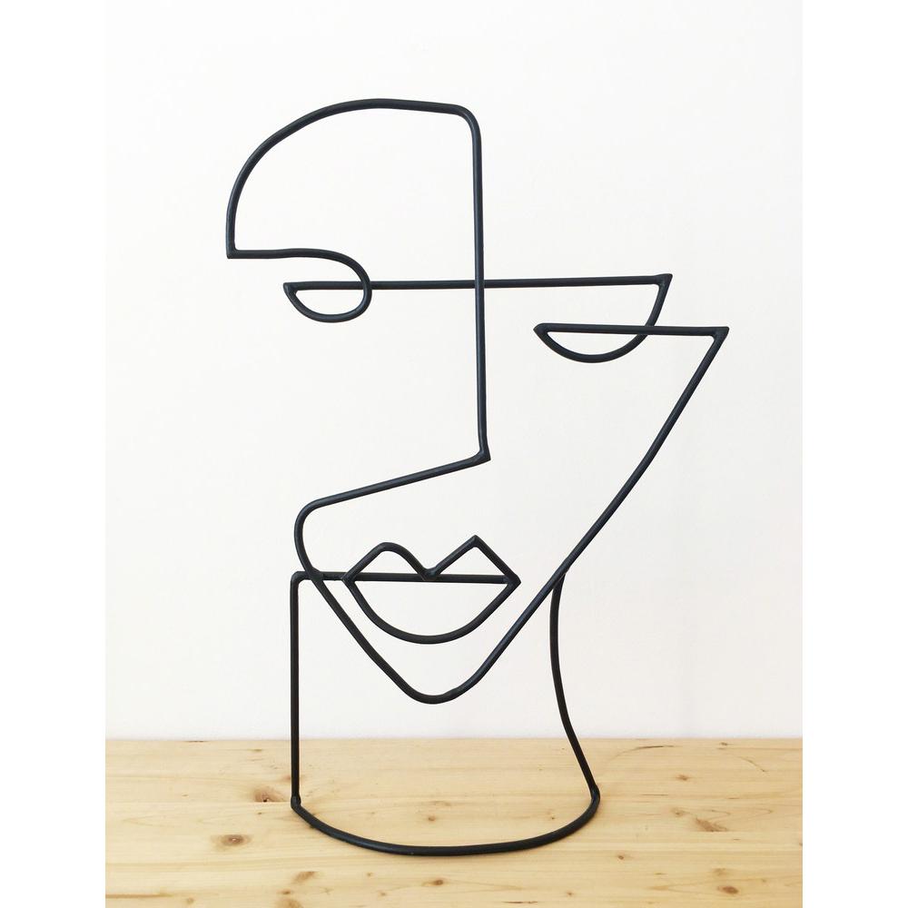 DIEGO CABEZAS,Head series, 2017