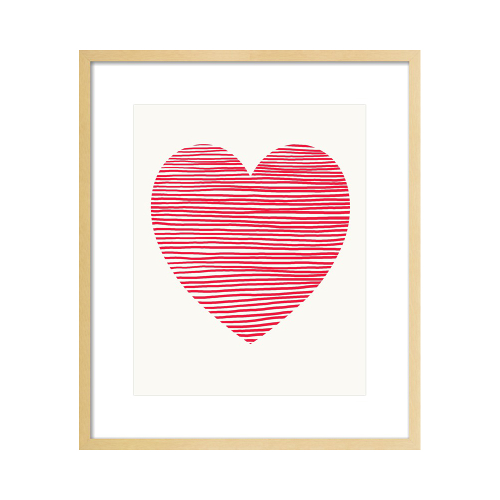 Heart by Jorey Hurley